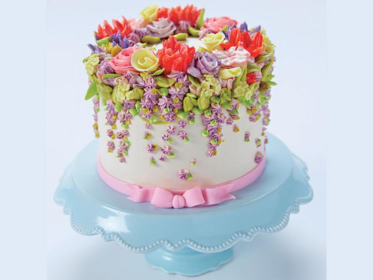 Pink Cake Boutique Wedding Detail