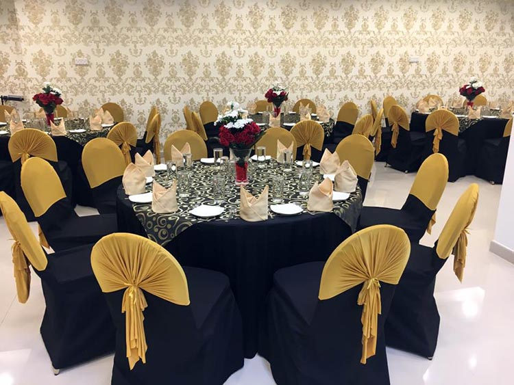 Sadeeka Banquet Hall - partner lk