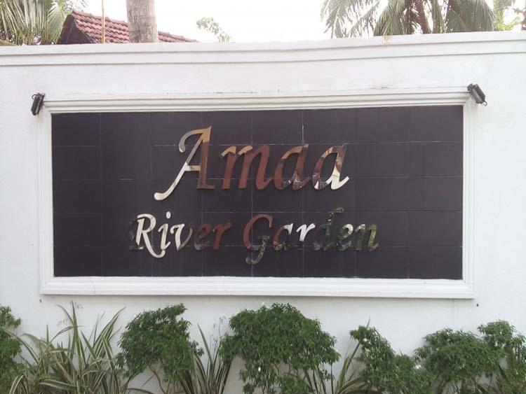 Amaa River Garden - Beruwala.