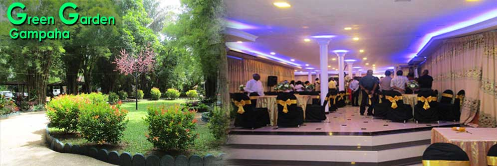 Green Garden Reception Hall