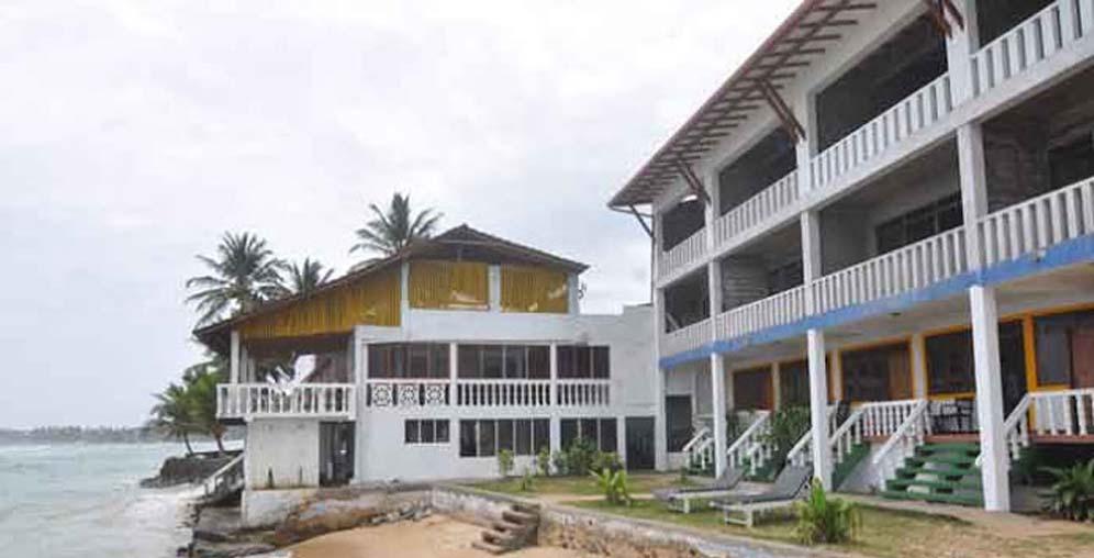 Miltons Beach Resort