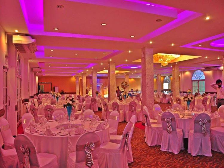 The Royal Grand Hotel Ja Ela Weddingchannel Blog