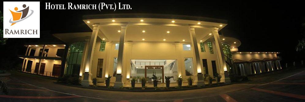 HOTEL RAMRICH (Pvt.) Ltd. Ekala, Ja Ela.